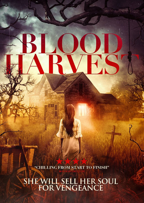 'Blood Harvest' movie poster
