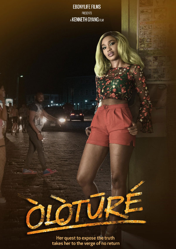 'Oloture' movie poster