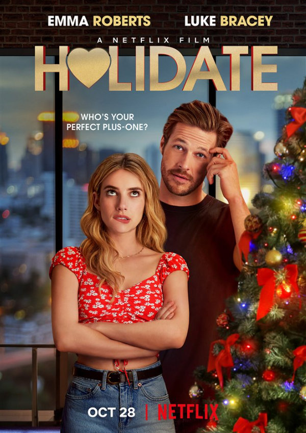 'Holidate' movie poster
