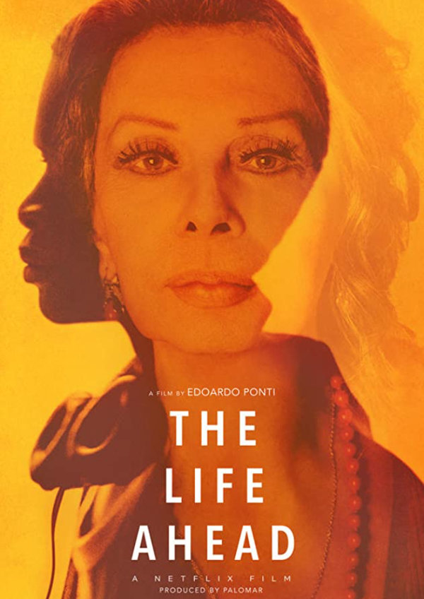 'The Life Ahead' movie poster