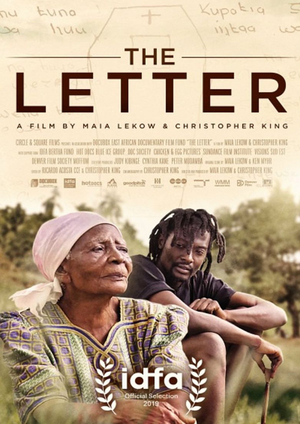 'The Letter' movie poster