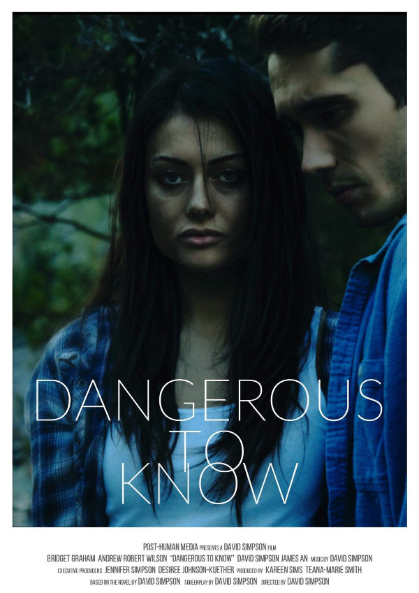 'Dangerous To Know' movie poster