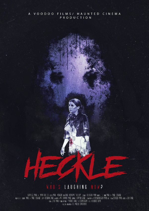 'Heckle' movie poster