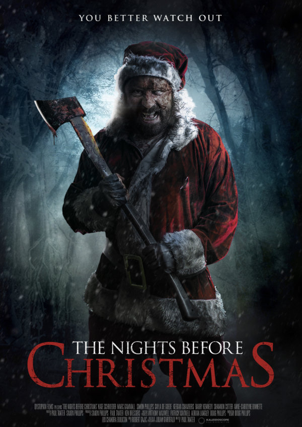 'The Nights Before Christmas' movie poster
