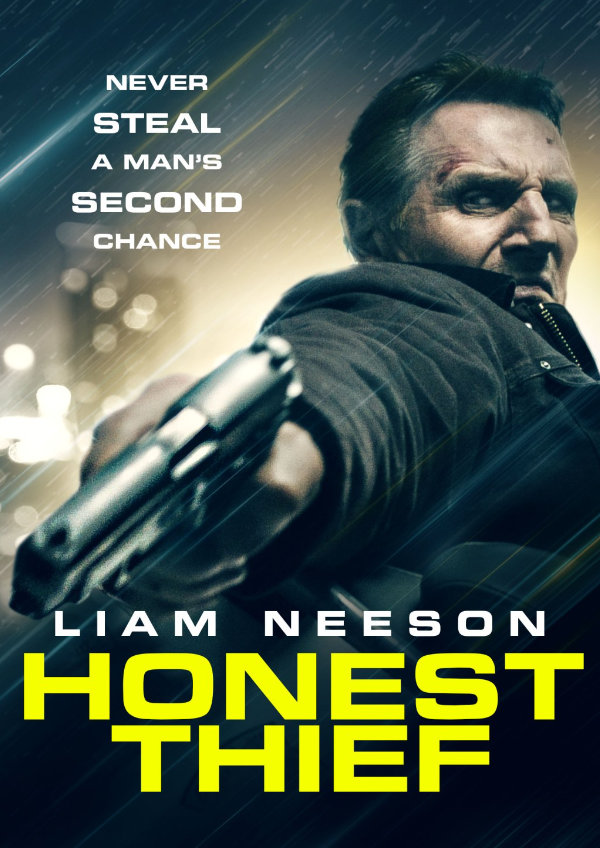 'Honest Thief' movie poster