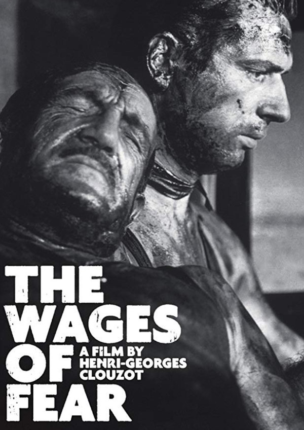 'The Wages of Fear' movie poster