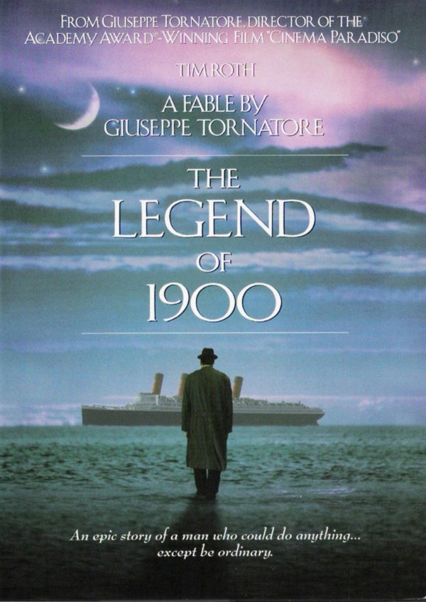 'The Legend Of 1900' movie poster