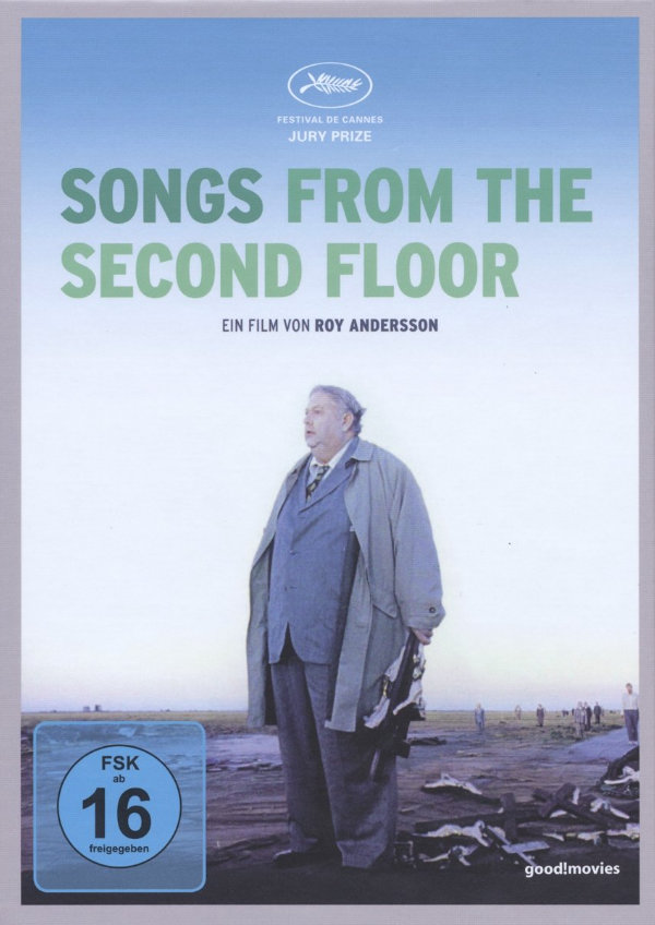 'Songs From The Second Floor (Sanger Fran Andra Vaningen)' movie poster