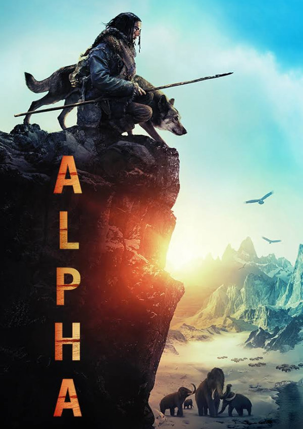 'Alpha' movie poster