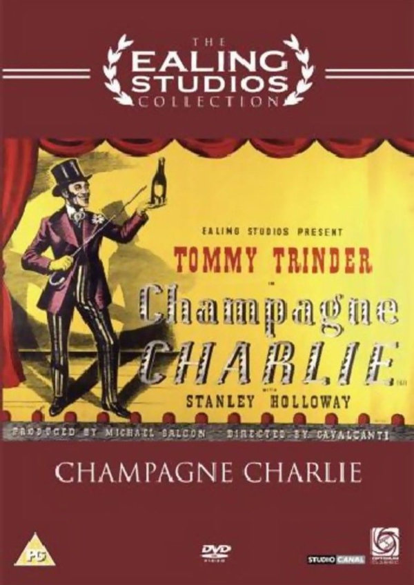 'Champagne Charlie' movie poster