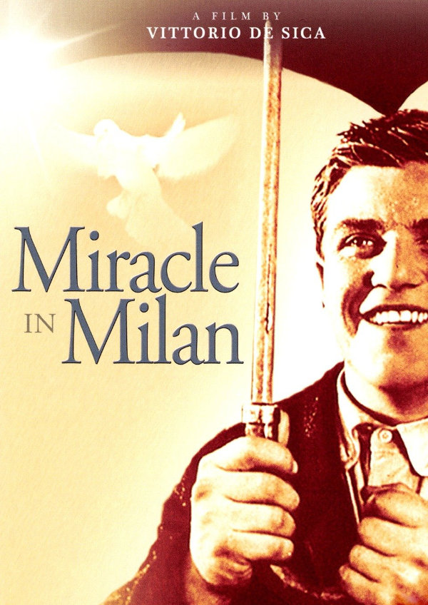 'Miracle in Milan (Miracolo a Milano)' movie poster