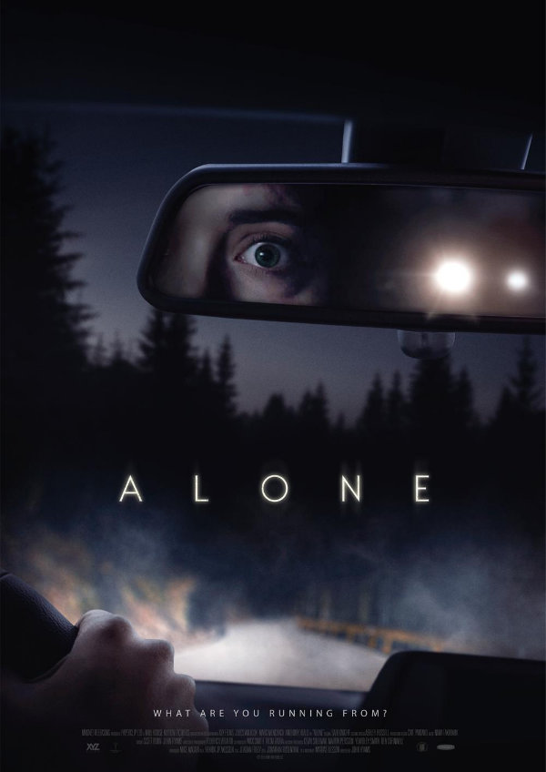 'Alone' movie poster