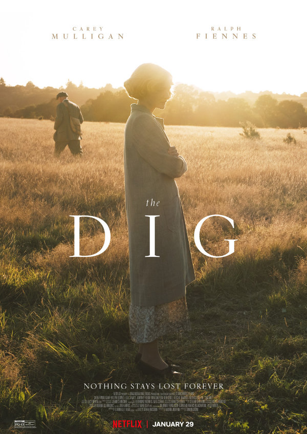 'The Dig' movie poster