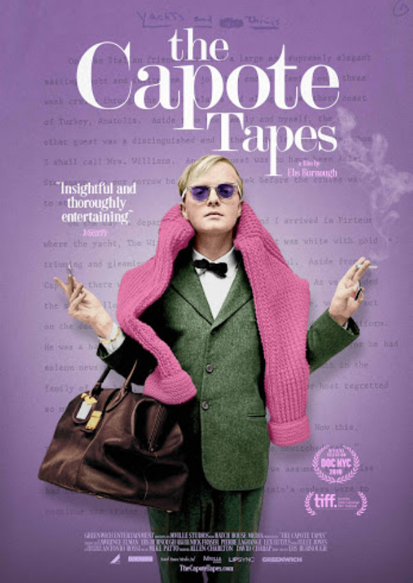 'The Capote Tapes' movie poster