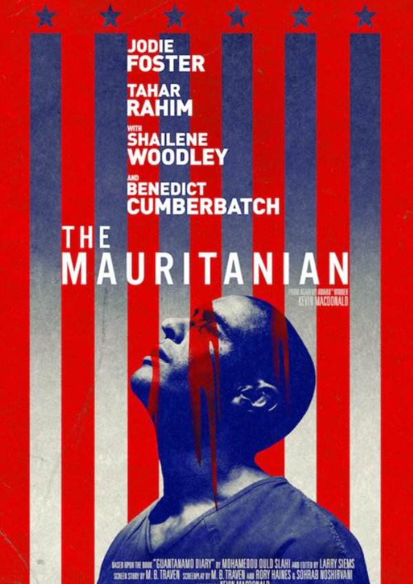 'The Mauritanian' movie poster