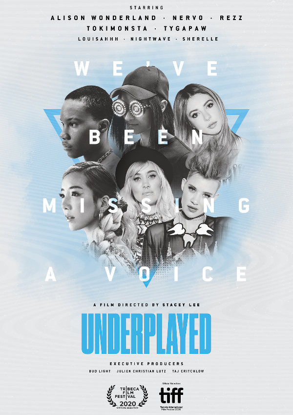 'Underplayed' movie poster