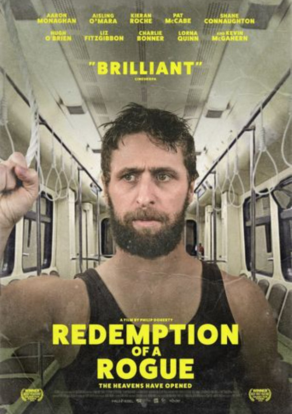'Redemption of a Rogue' movie poster