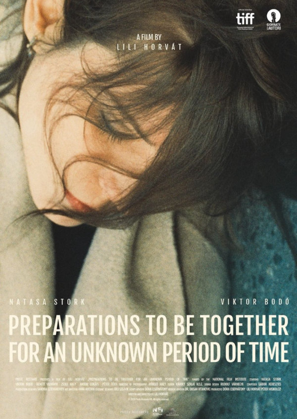 'Preparations to be Together for an Unknown Period of Time' movie poster
