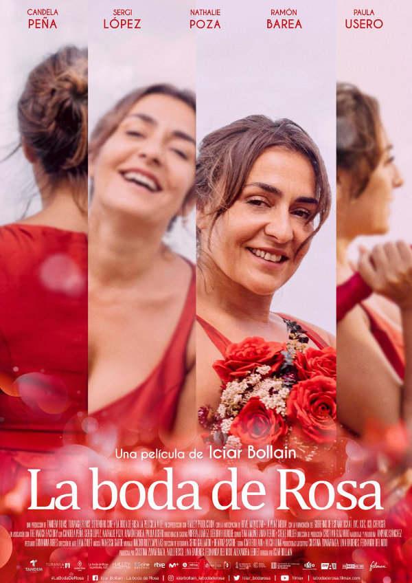 'Rosa's Wedding' movie poster