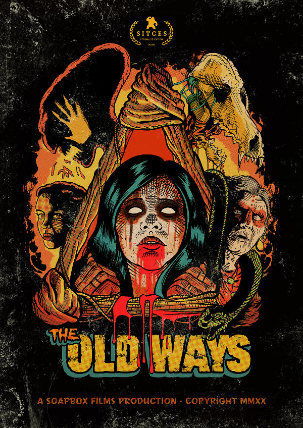 'The Old Ways' movie poster