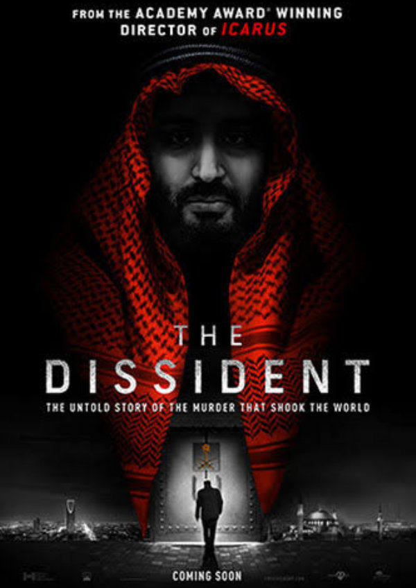 'The Dissident' movie poster