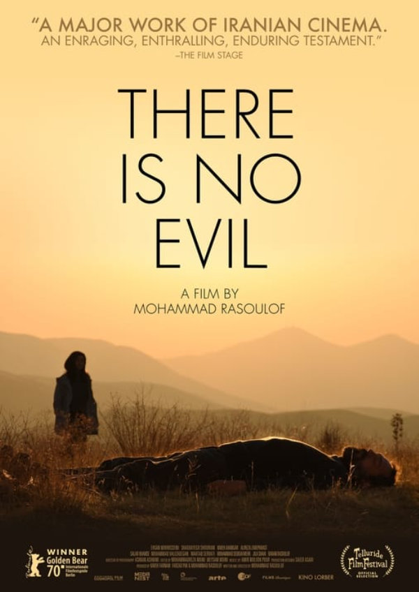 'There is No Evil' movie poster