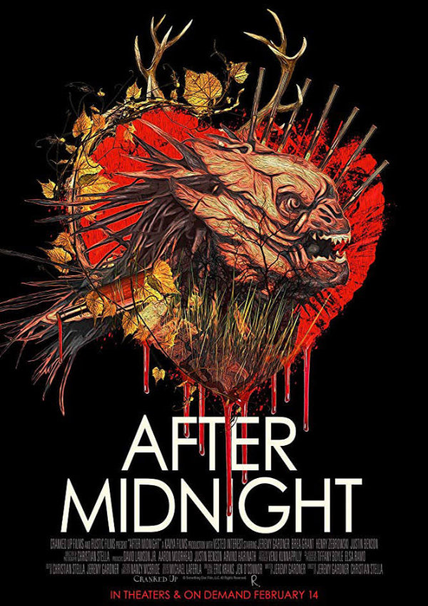 'After Midnight' movie poster