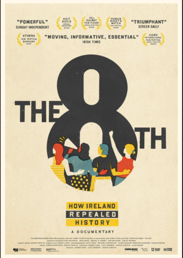 'The 8th' movie poster