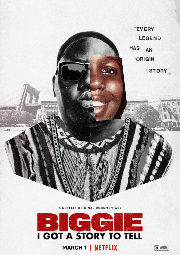 'Biggie: I Got a Story to Tell' movie poster