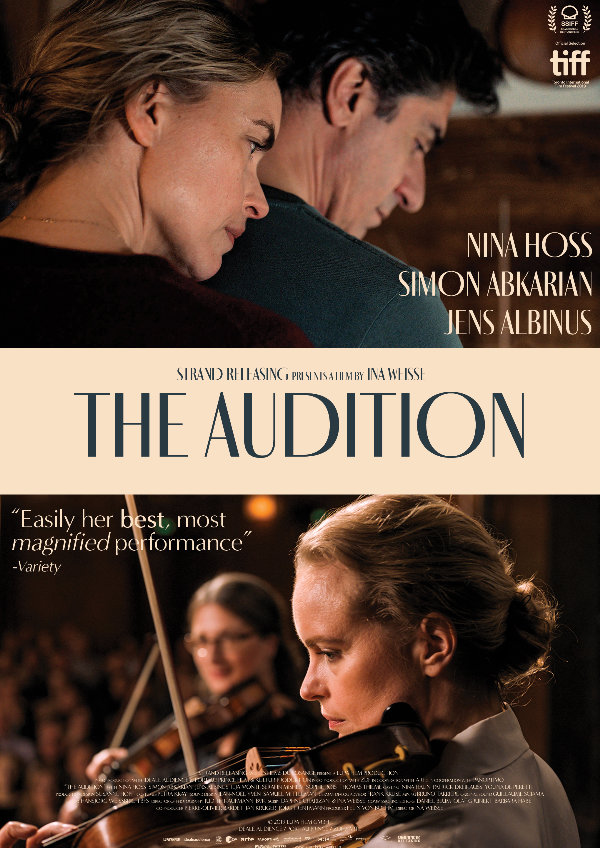 'The Audition' movie poster