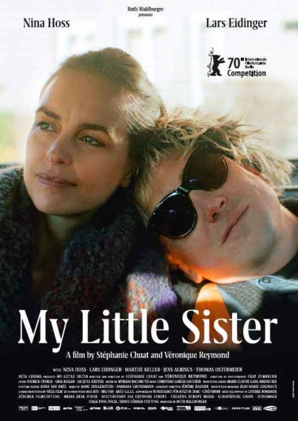'My Little Sister' movie poster