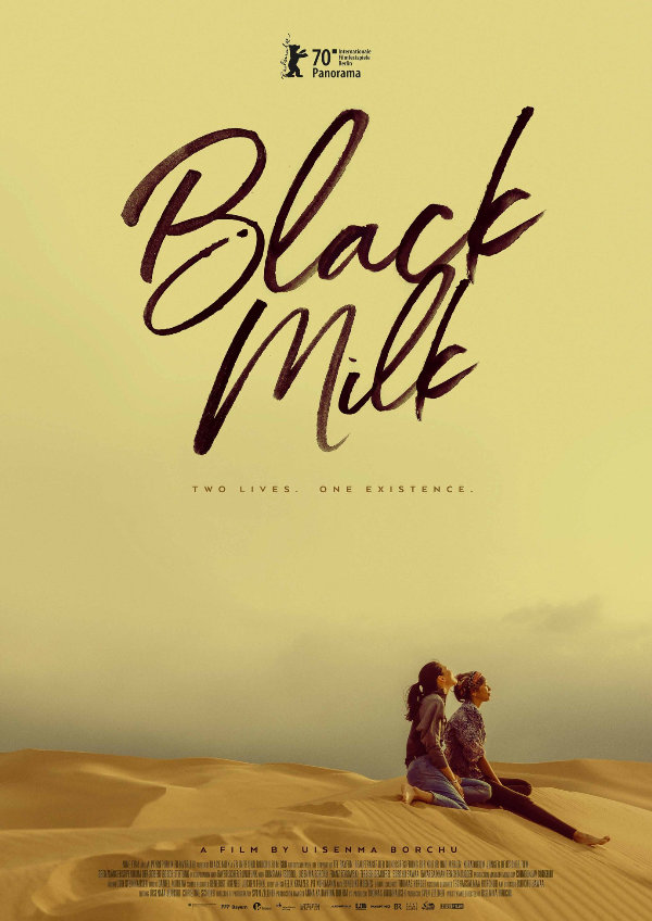 'Black Milk' movie poster