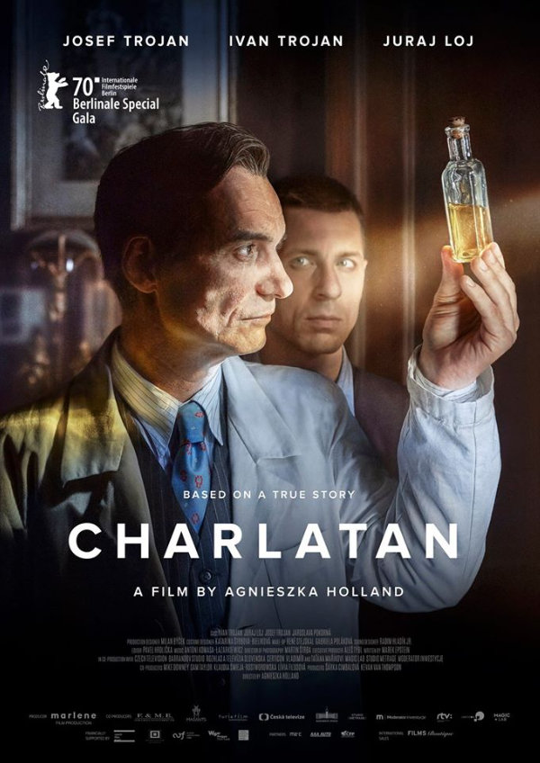 'Charlatan' movie poster