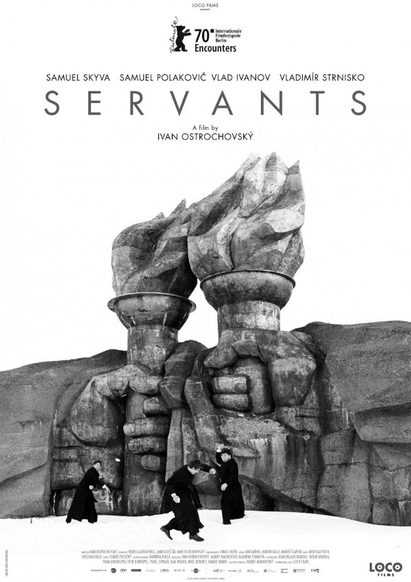 'Servants' movie poster