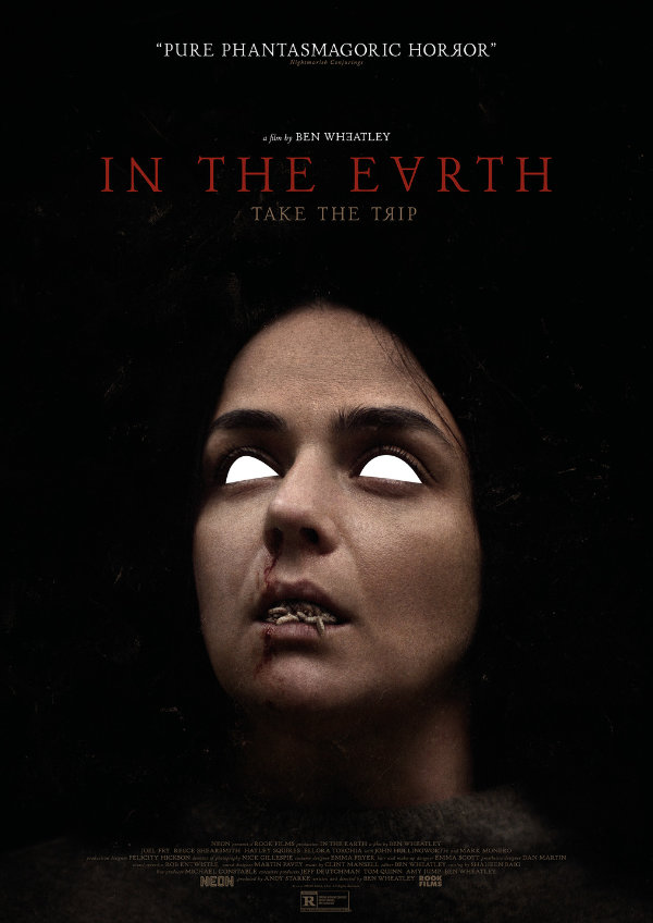 'In the Earth' movie poster