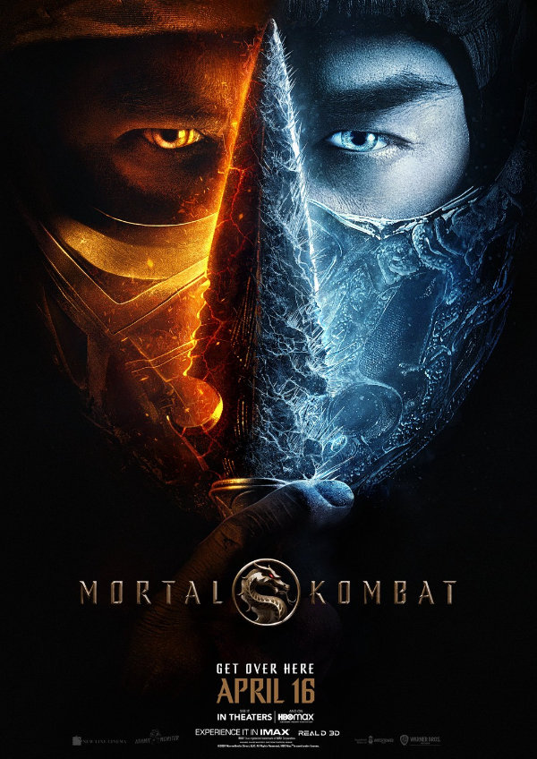 'Mortal Kombat' movie poster