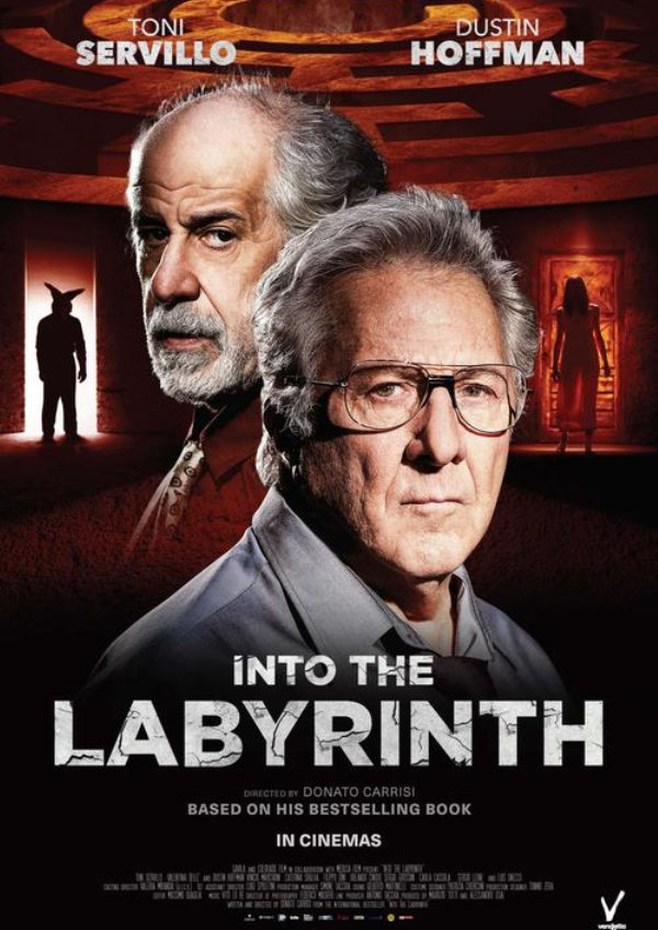 'Into the Labyrinth' movie poster