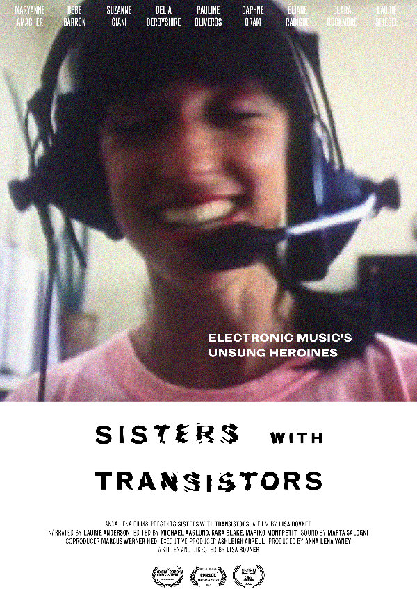 'Sisters with Transistors' movie poster
