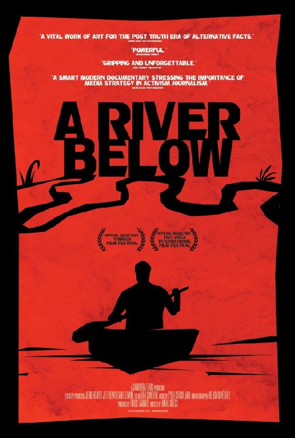 'A River Below' movie poster