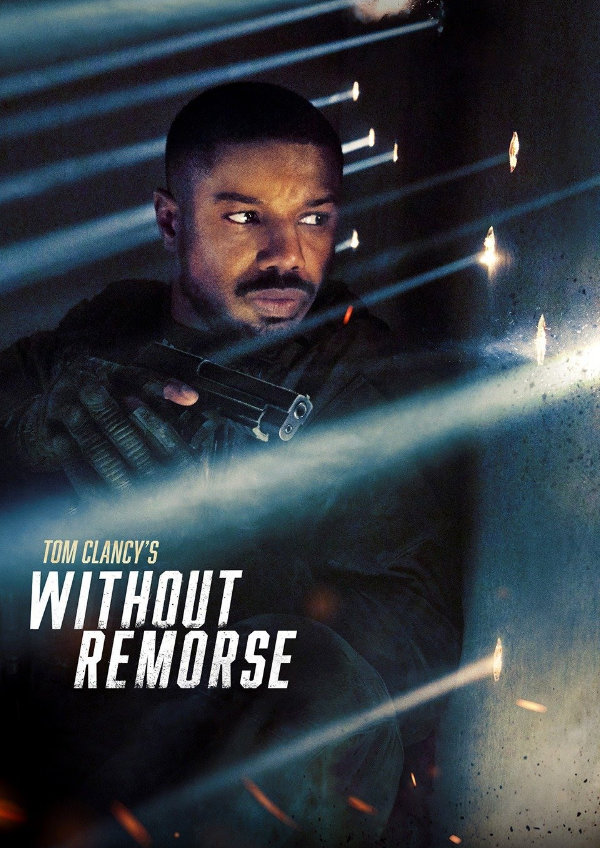 'Without Remorse' movie poster