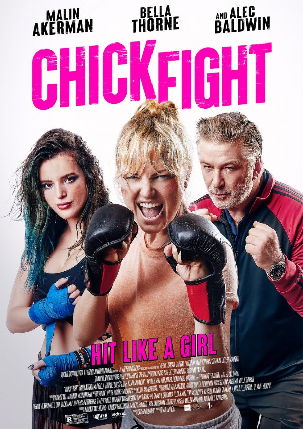 'Chick Fight' movie poster