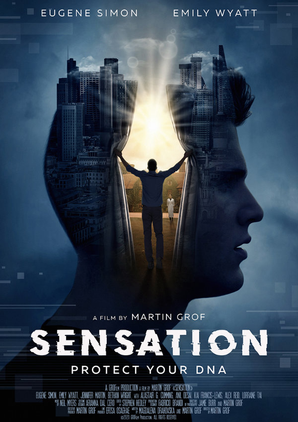 'Sensation' movie poster