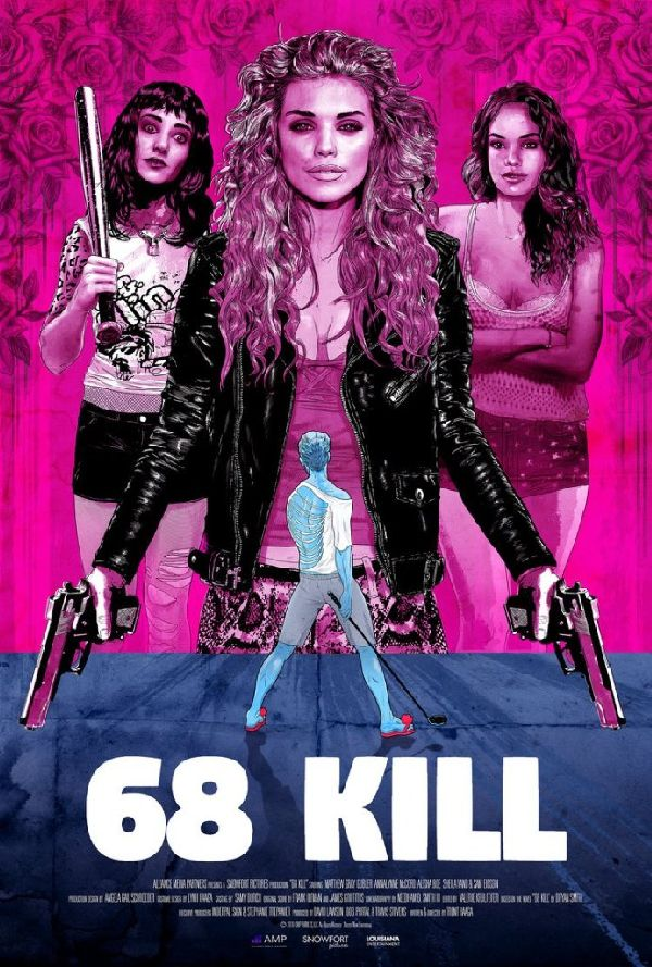 '68 Kill' movie poster