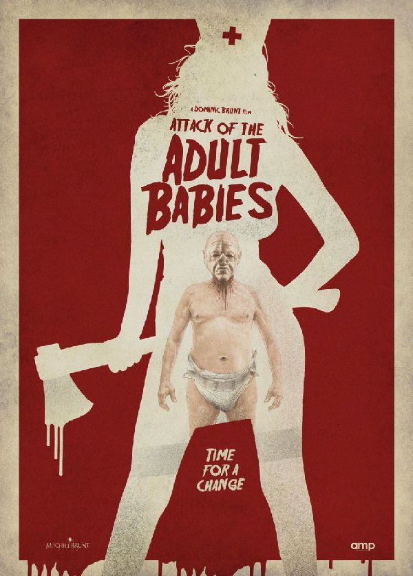 'Attack of the Adult Babies' movie poster