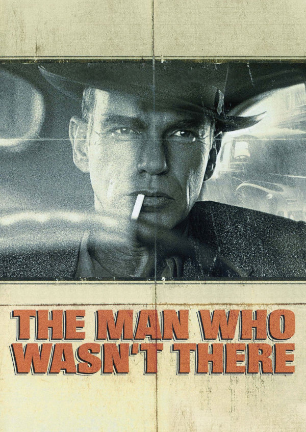 'The Man Who Wasn't There' movie poster