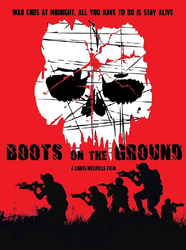 'Boots On The Ground' movie poster