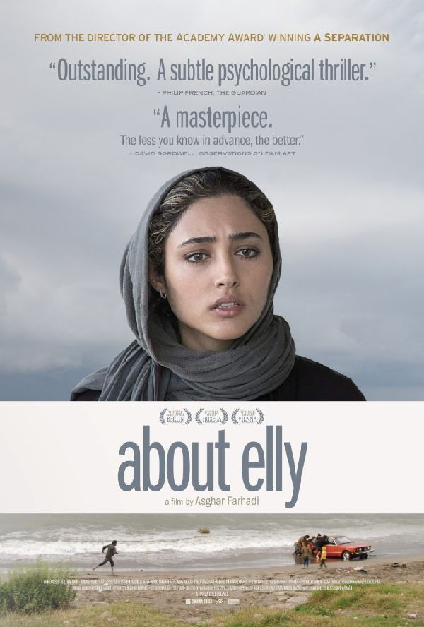 'About Elly (Darbareye Elly)' movie poster