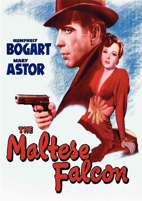 'The Maltese Falcon' movie poster