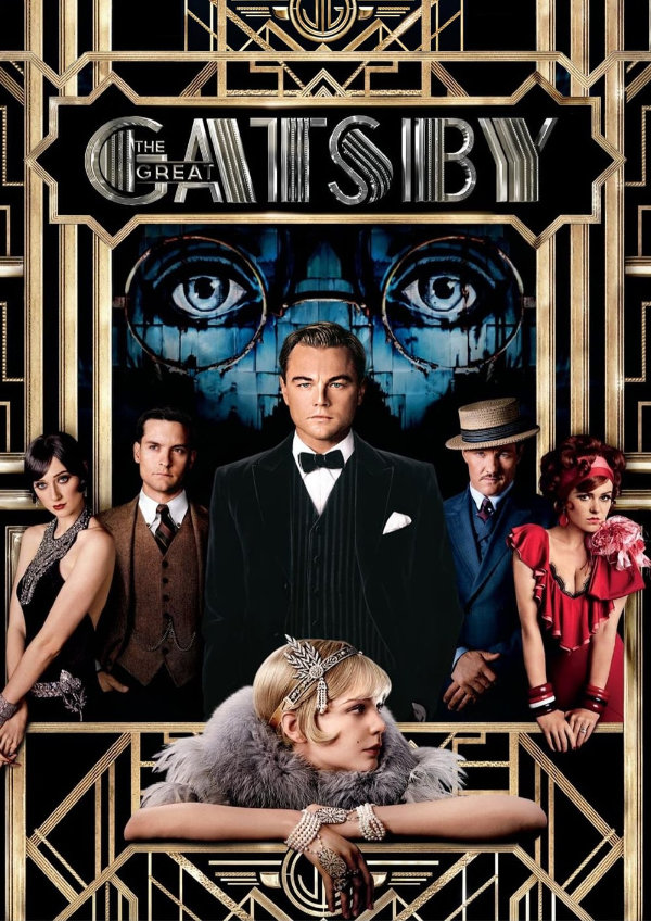 'The Great Gatsby' movie poster