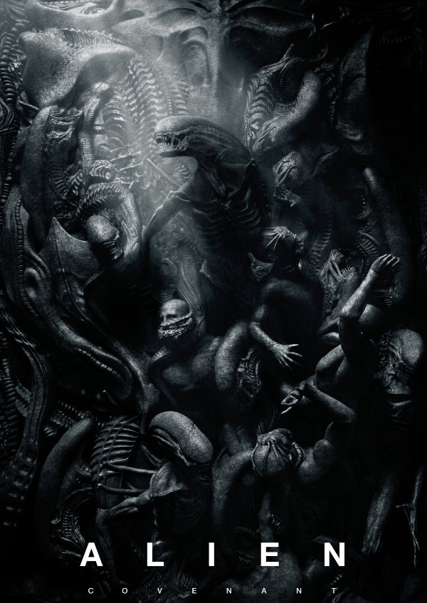 'Alien: Covenant' movie poster